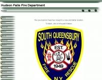 New York Hudson Falls live scanner