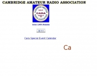 W8VP Cambridge Amateur Radio Association