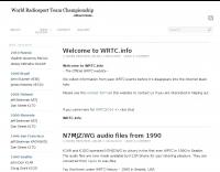 World Radiosport Team Championship
