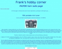 FBK portable mini tuner