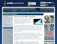 DXZone The ARRL Foundation, Inc.