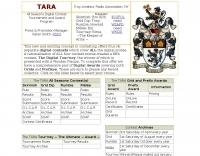 TARA's all Seasons Contests