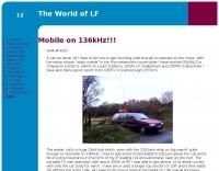 Mobile on 136kHz