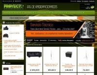 Tienda Virtual de  radioaficionados