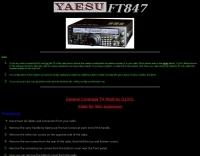 DXZone FT-847 General Coverage Mod