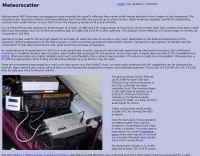 Operating Meteorscatter