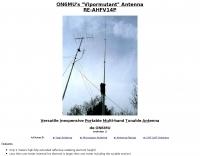 DXZone Vipormutant antenna by ON6MU