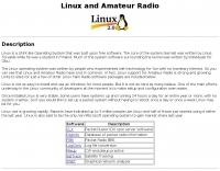 Linux and Ham Radio