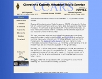 Cleveland County Amateur Radio Service