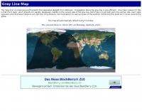 DXZone Dynamic greyline map