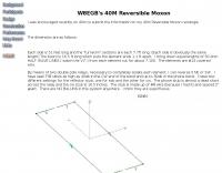 40M Reversible Moxon
