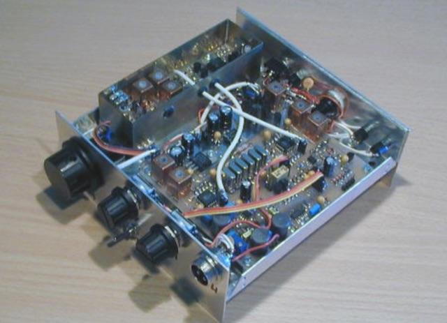 6m SSB & CW QRP transceiver