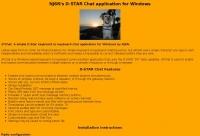 NJ6N's D-STAR Chat
