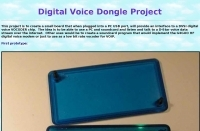 Digital Voice Dongle Project