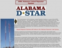 Alabama Repeater Link System, D-STAR