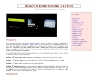 G4IRX Beacon Monitoring