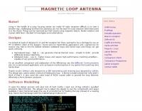 G4IRX Magnetic Loop antenna