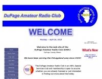 DXZone W9DUP Dupage Amateur Radio Club