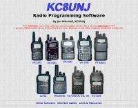 KC8UNJ radio programming software