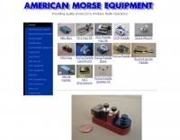 American Morse Equipment
