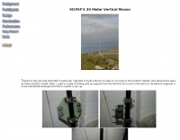 DXZone 20 Meter Vertical Moxon