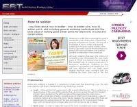 DXZone How to solder
