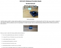 VHF/UHF Wideband Portable Dipole