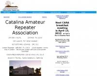 DXZone Catalina Amateur Repeater Association