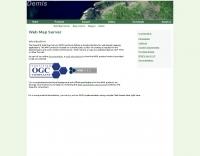 Demis Web Map Server