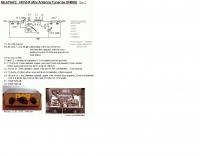 HF VHF mini antenna tuner