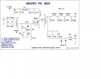 80 m Hexfet power amplifier