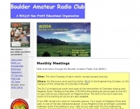 DXZone Boulder Amateur Radio Club