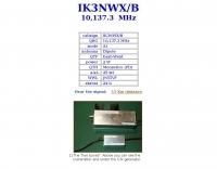 DXZone IK3NWX/B