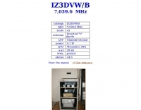 DXZone IZ3DVW/B