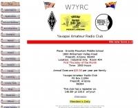 DXZone W7YRC Yavapai Amateur Radio Club