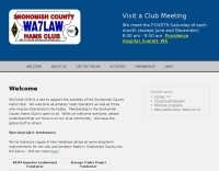 WA7LAW The Snohomish County Hams Club