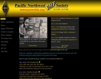 The Pacific NorthWest VHF Society