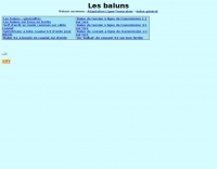 DXZone Les baluns