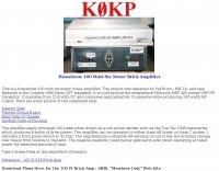 50 Mhz Amplifier