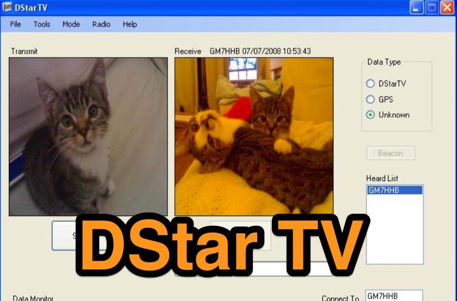 DXZone DStar TV
