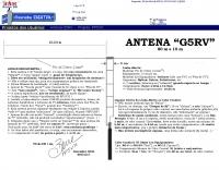 G5RV 80-10 m antenna by PP5VX