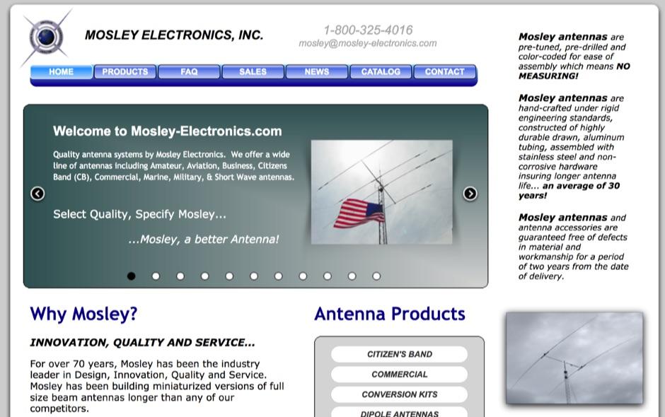 Mosley Electronics