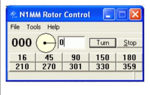 DXZone N1MM Rotor Control