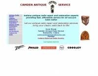 Camden Antique Radio Service