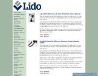 DXZone Lido Mounts