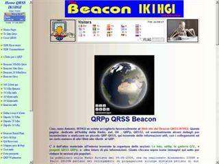 IK1HGI  Beacon