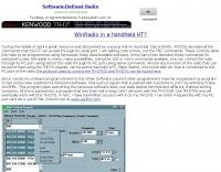 TH-D7 control program