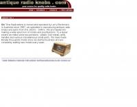 DXZone Antique Radio Knobs