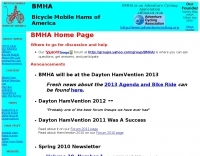 BMHA Bicycle Mobile Hams of America