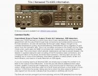 Kenwood TS-430S mods